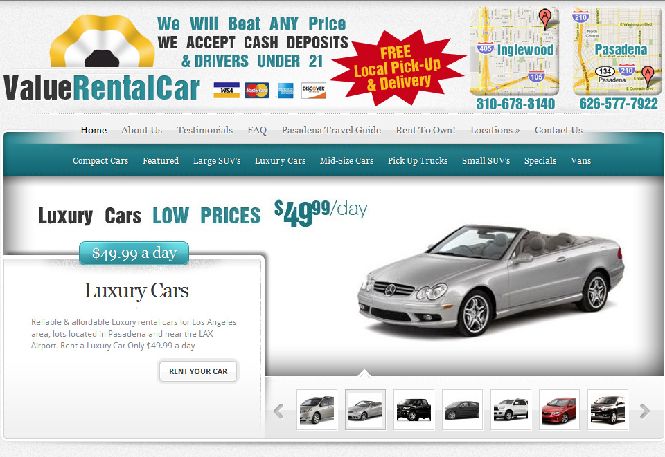 Value Rent A Car