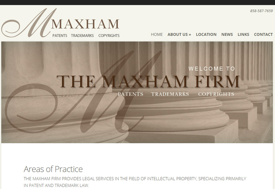 Maxham Firm